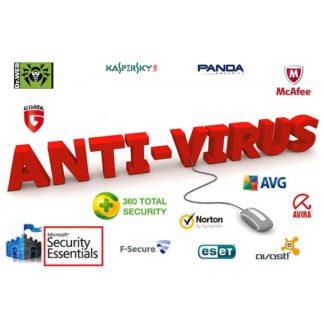Антивирусная защита и безопасность