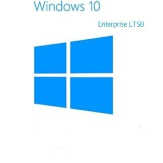 Windows 10 Enterprise LTSB